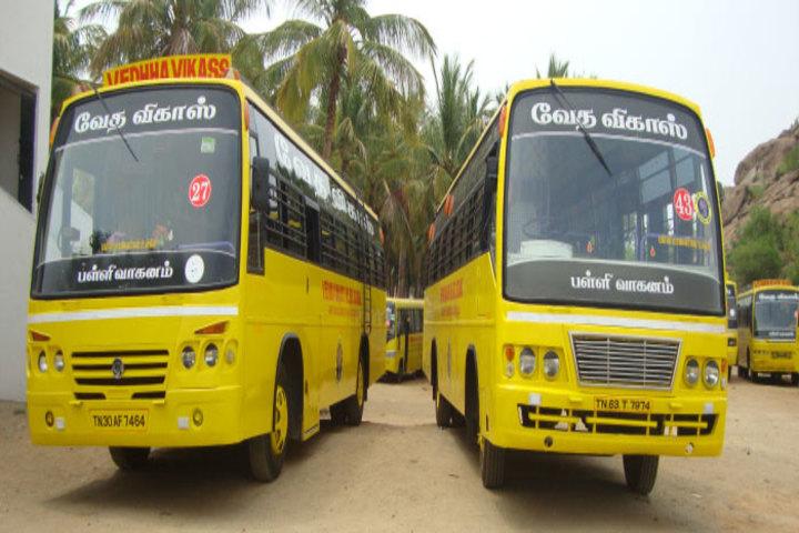 Vedhha Vikas Higher Secondary School-Transport
