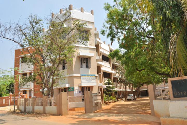 Amudham Matriculation Higher Secondary School-Campus
