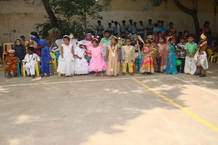 B P M Matriculation School-Fancy Dress Competition