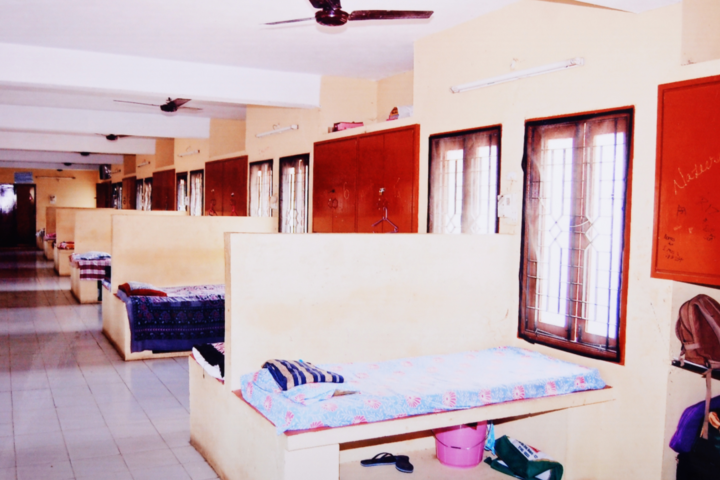 Crescent College of Education for Women-Hostel