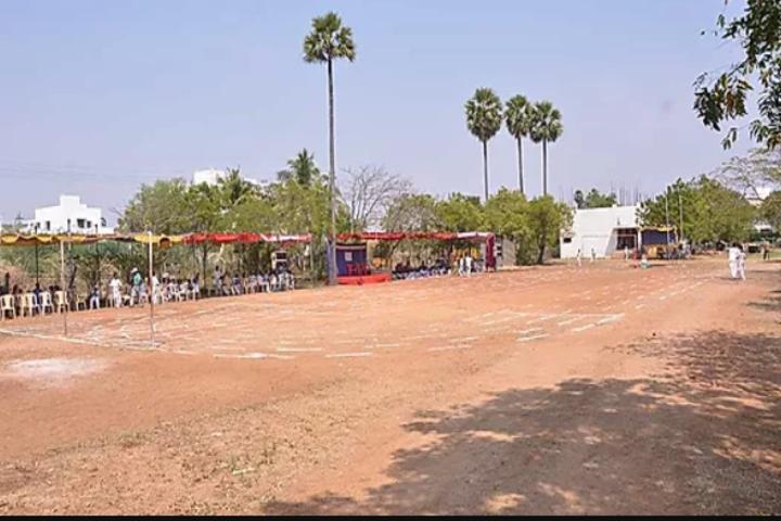 Little Diamond Matriculation School-Playground