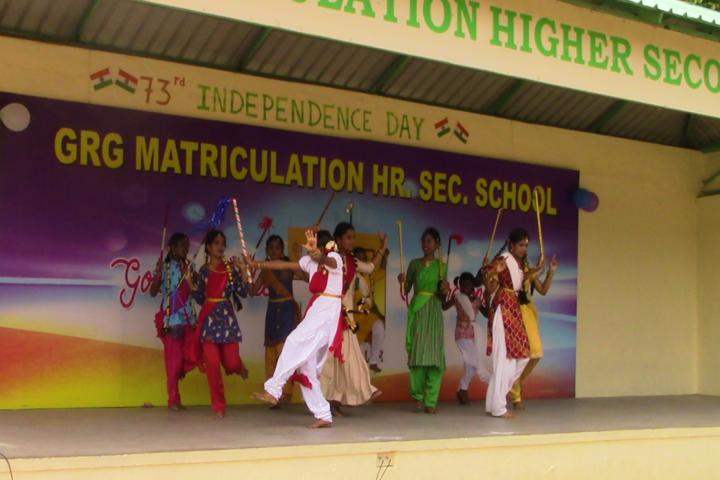 GRG Matriculation Higher Secondary School-Dance