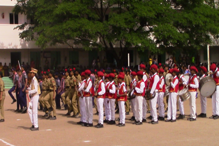 GRG Matriculation Higher Secondary School-School Band