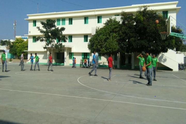 GRG Matriculation Higher Secondary School-Sports