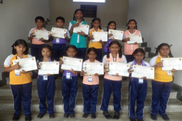 N S Matriculation School-Certification