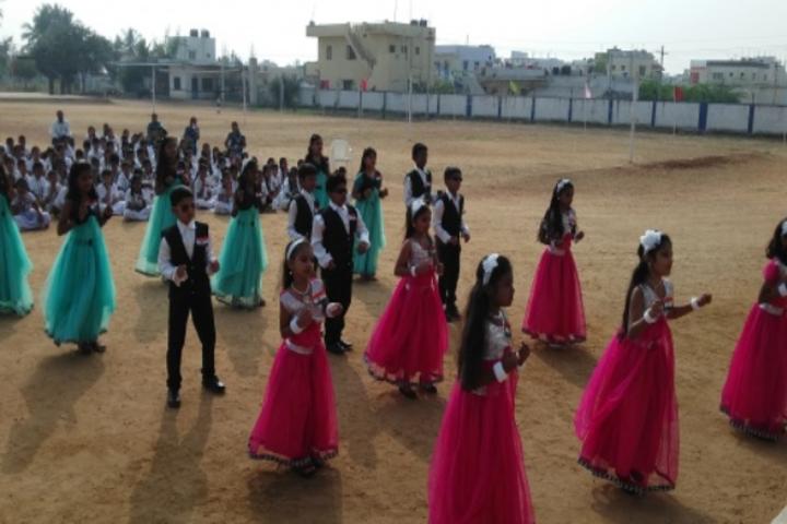 N S Matriculation School-Dance