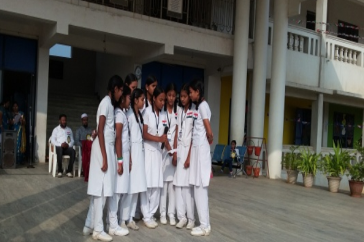 N S Matriculation School-Music