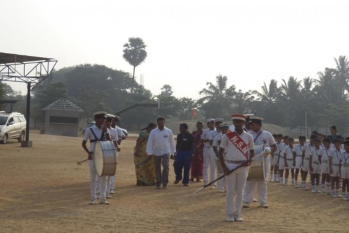 N S Matriculation School-School Band