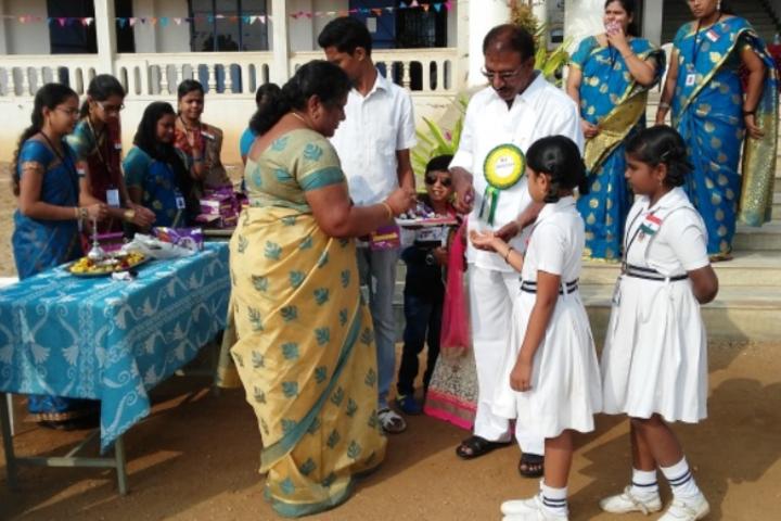 N S Matriculation School-Winners