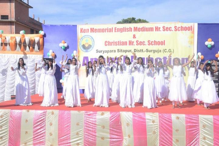 KEN MEMORIAL SCHOOL-annual day