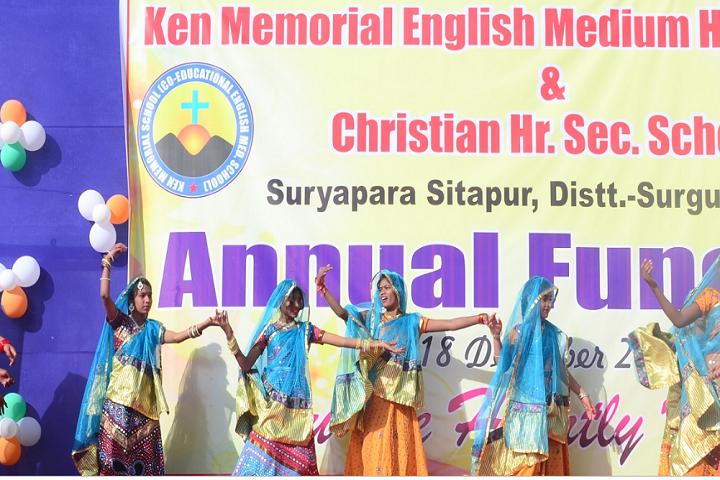 KEN MEMORIAL SCHOOL-dance