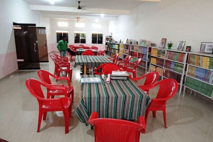 KEN MEMORIAL SCHOOL-library