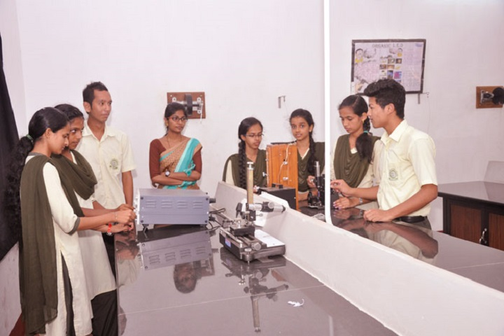 Shree Bharathi PU College-Biology Lab