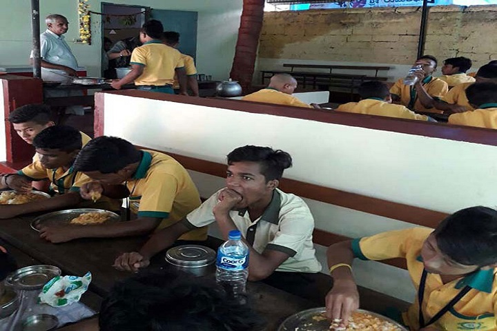 Shree Bharathi PU College-Canteen
