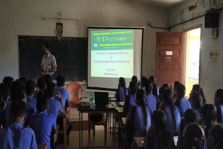 Shree Bharathi PU College-Class Room
