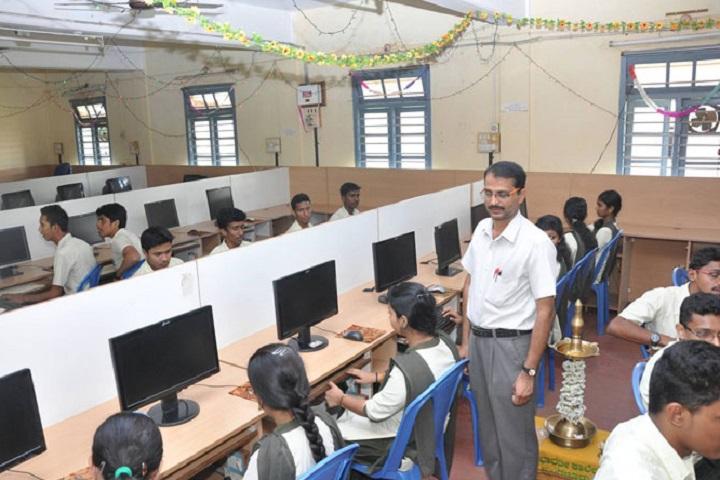 Shree Bharathi PU College-Computer Lab