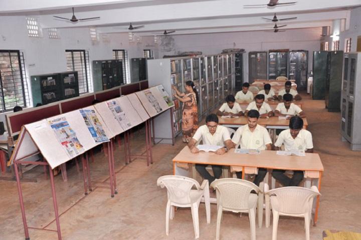 Shree Bharathi PU College-Library