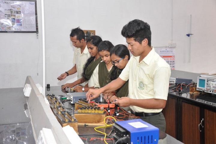 Shree Bharathi PU College-Physics Lab