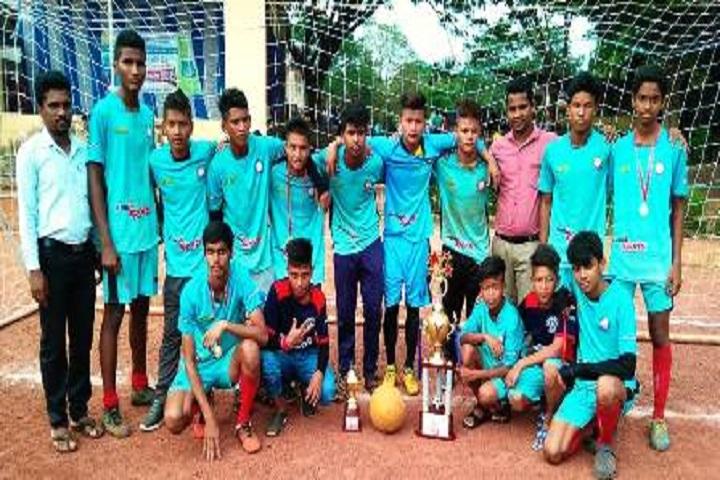 Shree Bharathi PU College-Sports
