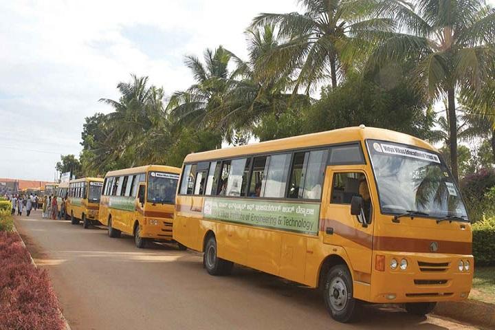 Vidya Vikas Pre University College-Bus