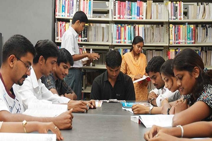 Vidya Vikas Pre University College-Library