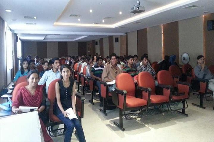 Vidya Vikas Pre University College-Seminar Hall