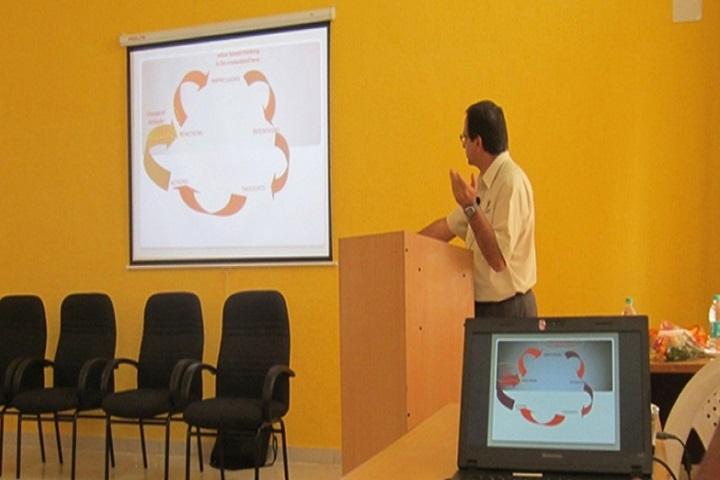 Vidya Vikas Pre University College-Smart Class Room