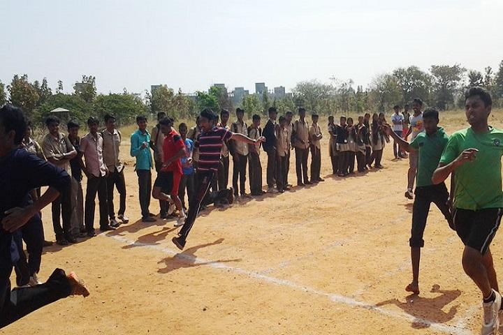 Vidya Vikas Pre University College-Sports