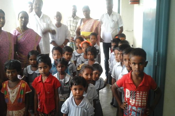 Chinmaya Vidyalaya-Students