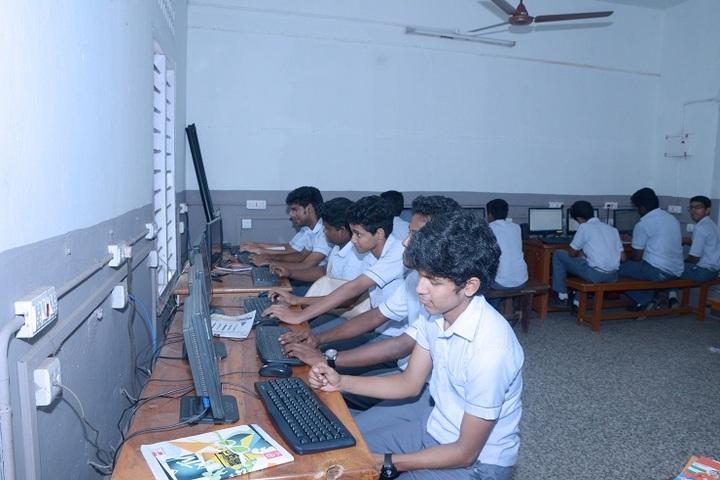 Chinmaya Vidyalaya-Language Lab