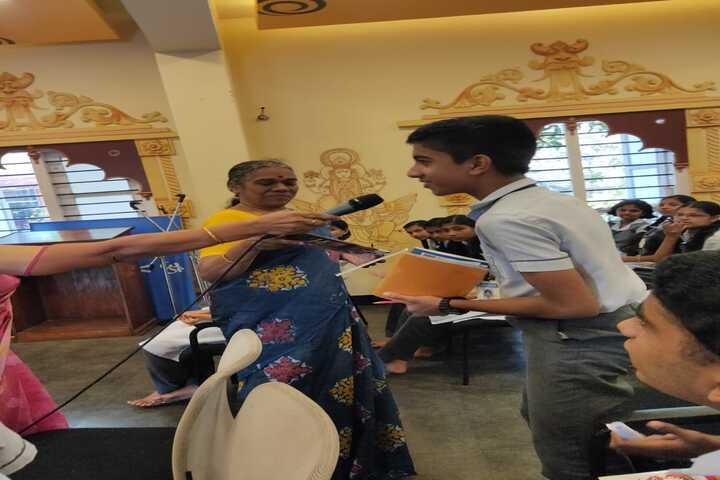 Chinmaya Vidyalaya-Seminar