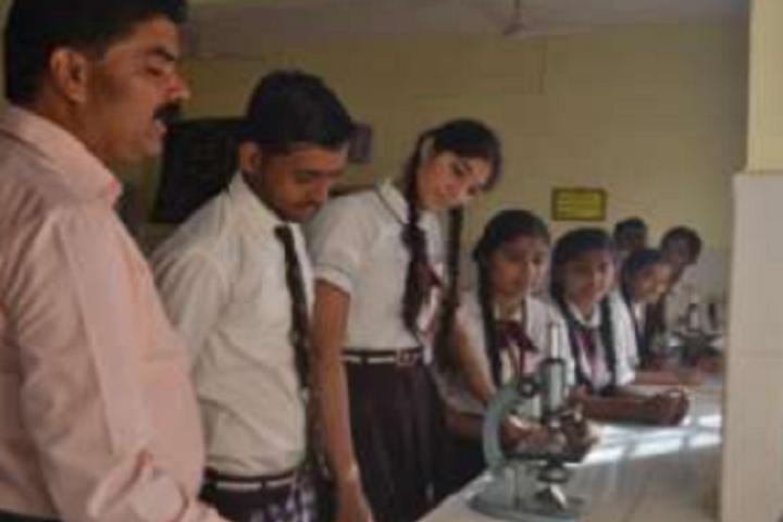 Aditya Birla Public School-Biology Lab