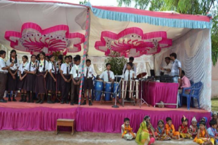Aditya Birla Public School-Group Singing