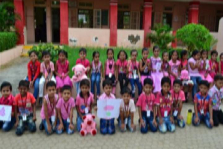 Aditya Birla Public School-Pink Day Celebration
