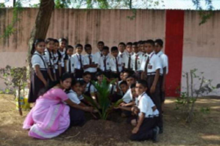 Aditya Birla Public School-Plantation