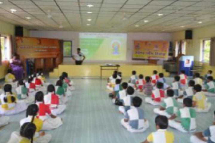 Aditya Birla Public School-Yoga