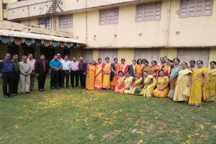Aditya Birla Vani Bharati- School Staff