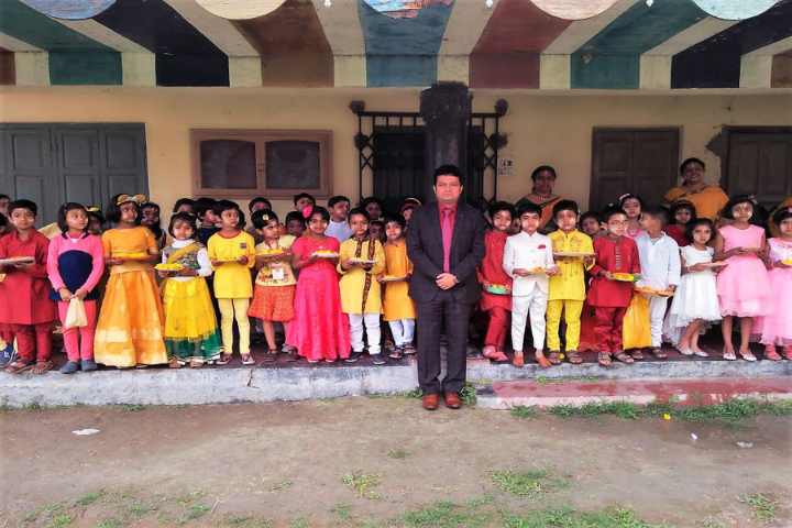 Aditya Birla Vani Bharati-Junior Section of School