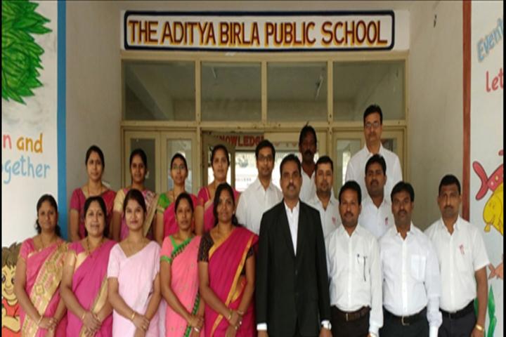 The Aditya Birla Public School-Staff
