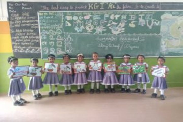 PSGR Krishnammal Higher Secondary School for Girls-Activity