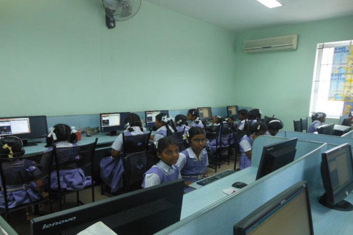 PSGR Krishnammal Higher Secondary School for Girls-Classroom