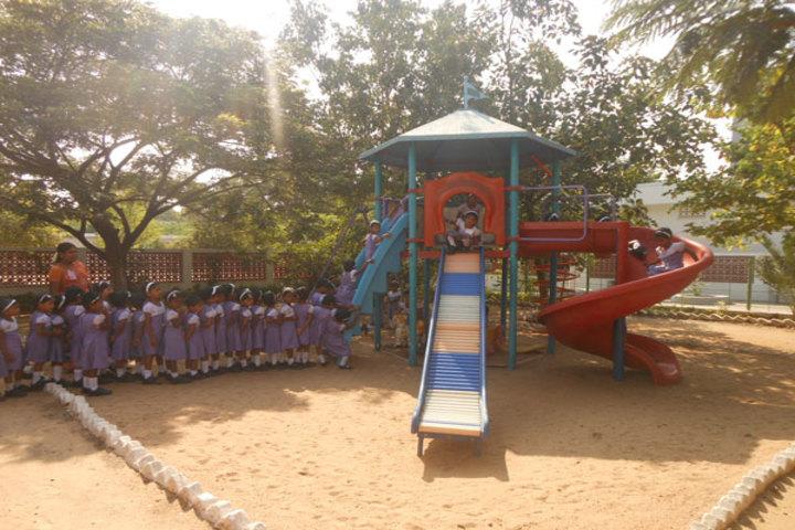 PSGR Krishnammal Higher Secondary School for Girls-Play Area