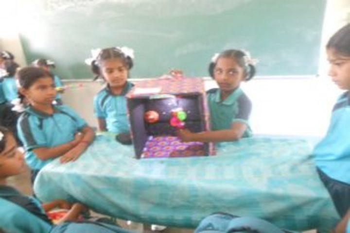 PSGR Krishnammal Higher Secondary School for Girls-School Exhibition