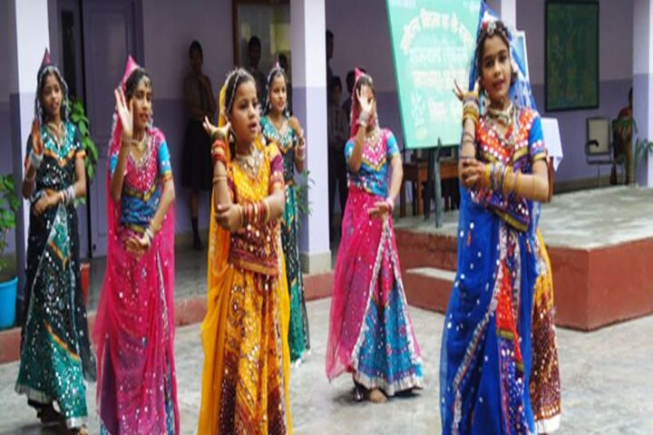 Aditya Birla Higher Secondary School-Dance