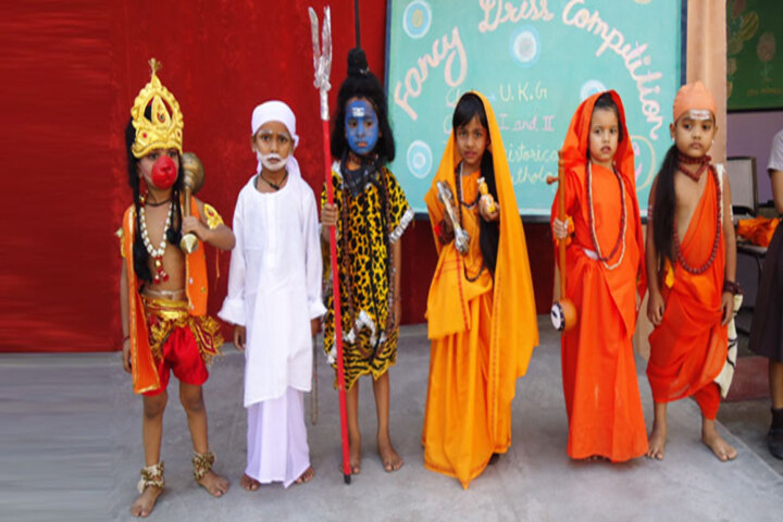 Aditya Birla Higher Secondary School-Fancy Dress Competiton
