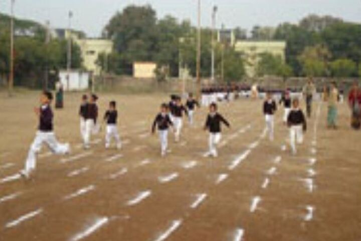 Aditya Birla Higher Secondary School-Play Ground