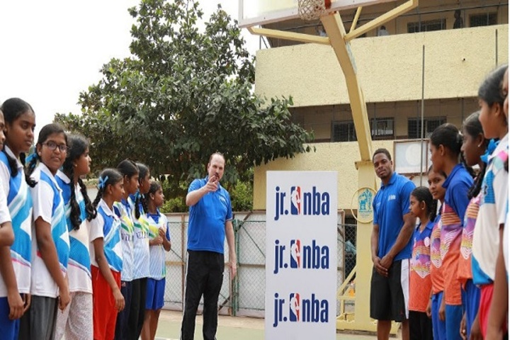 Velammal Matriculation Higher Secondary School-Sports Day