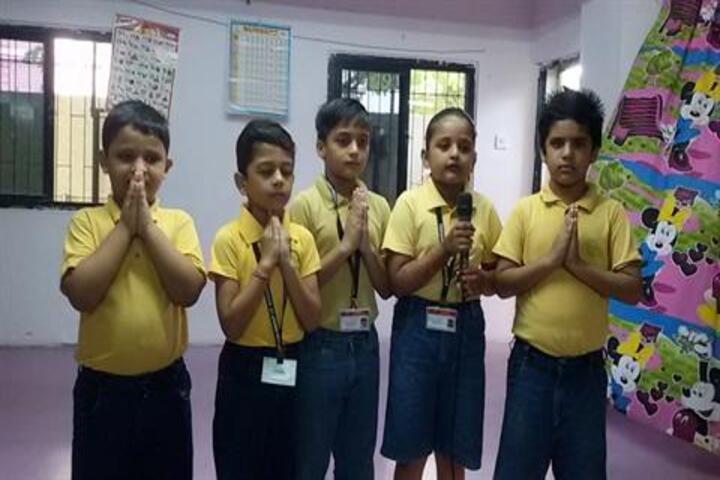 Tripada High School-Assembly