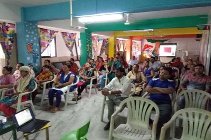 Tripada High School-Orientation Meeting