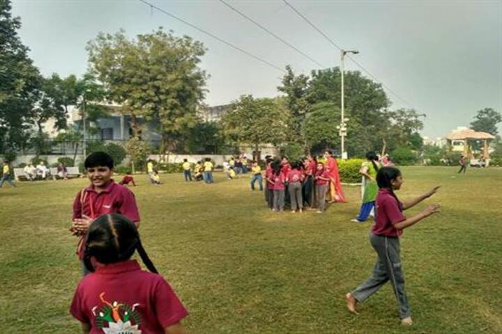 Tripada High School-Playground